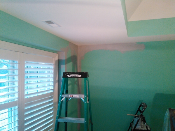 Interior Painting Project in Elmhurst, IL